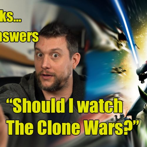 Hex Mortis on why you should watch Star Wars: The Clone Wars