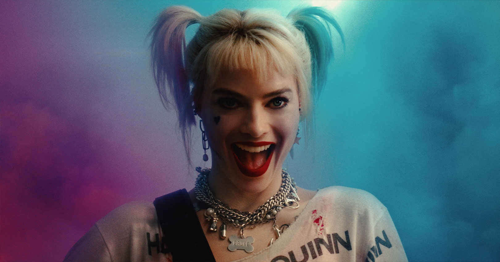 Birds of Prey (and the Fantabulous Emancipation of One Harley Quinn) - Margot Robbie