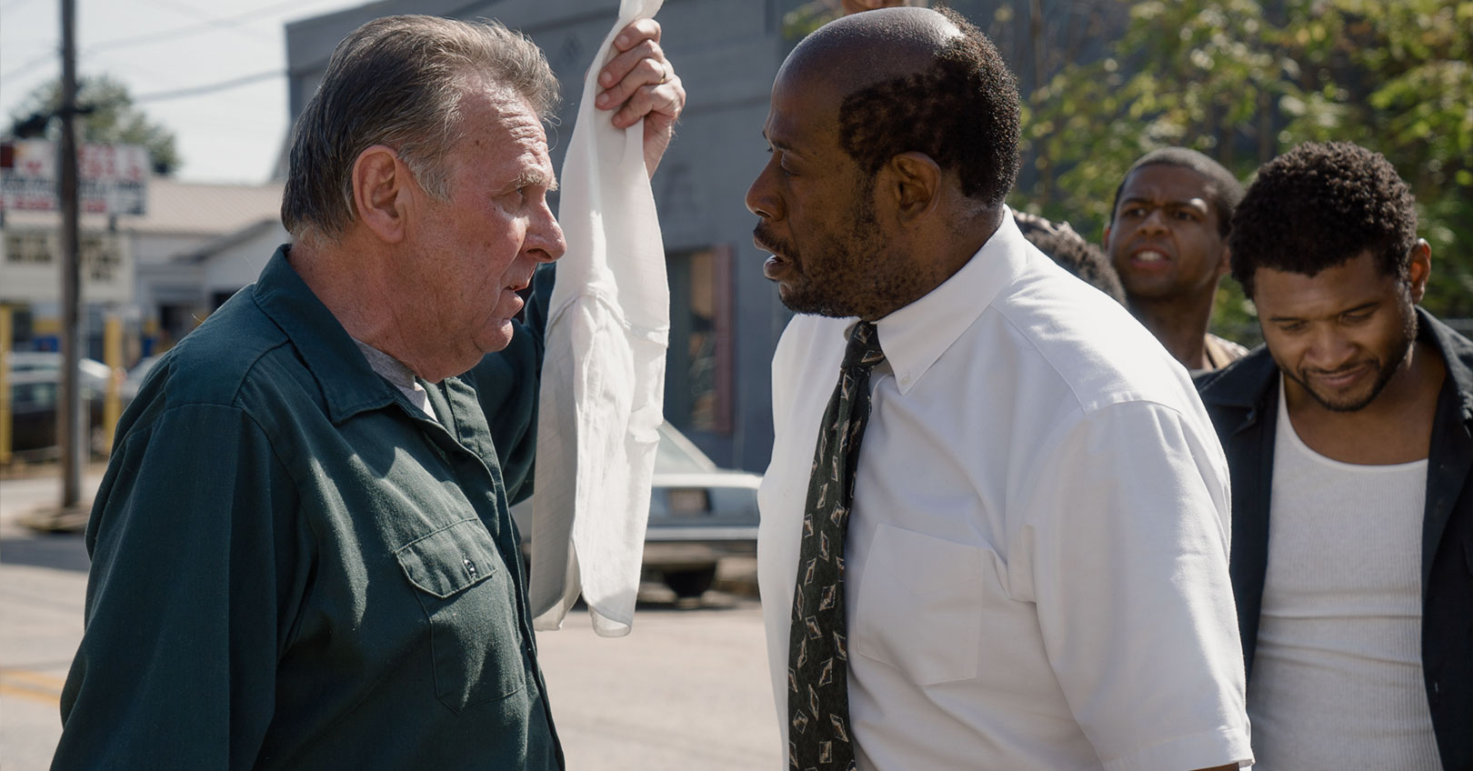 Burden - Tom Wilkinson and Forest Whitaker
