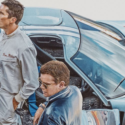 Ford v Ferrari – Blu-ray Review