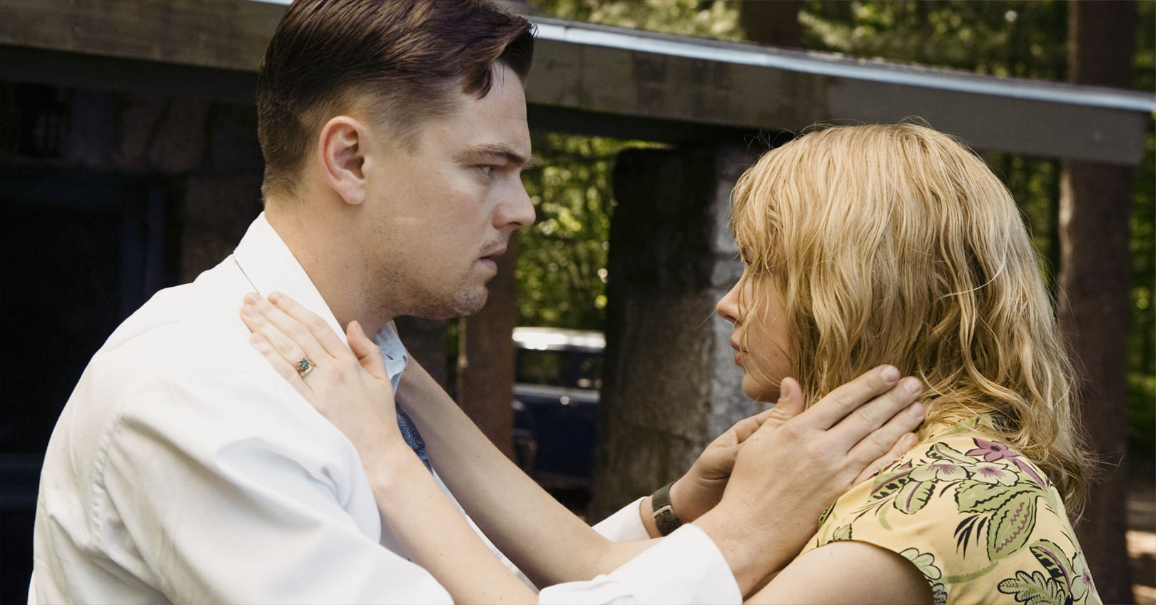 Shutter Island - Leonardo DiCaprio and Michelle Williams
