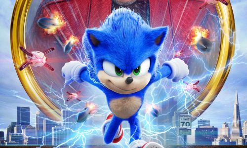 Sonic the Hedgehog in 4DX review