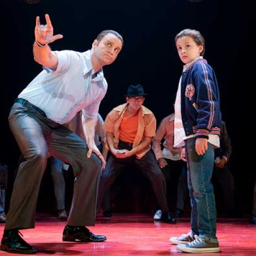 A Bronx Tale Musical review: Dancing, singing, and mobsters