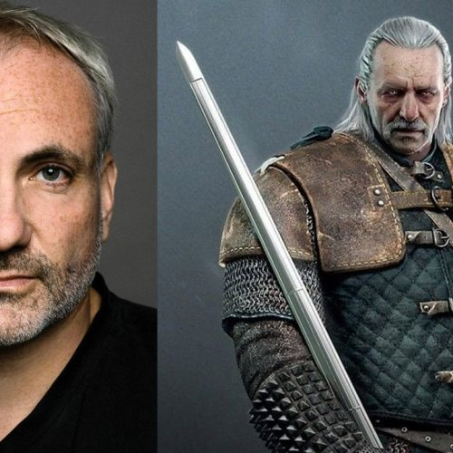 Netflix's The Witcher finds its Vesemir