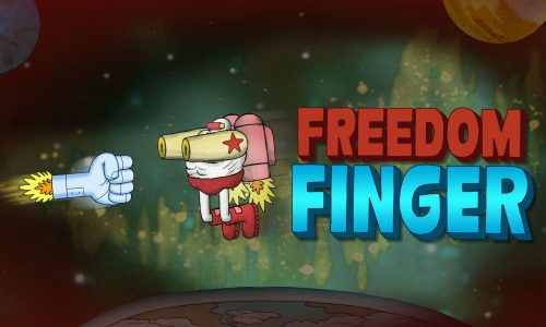 Freedom Finger coming to PS4 and Xbox One on March 24