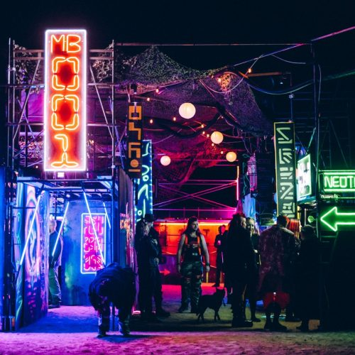 Neotropolis is a new festival from Wasteland Weekend creators