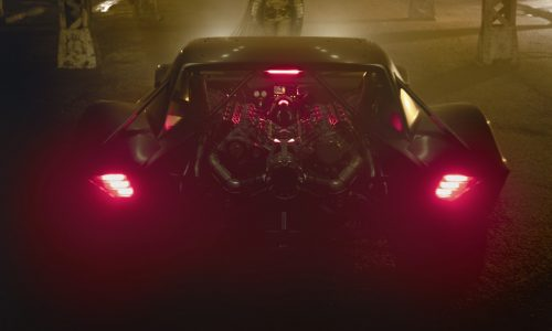 The Batman: Director Matt Reeves releases newly designed Batmobile photos