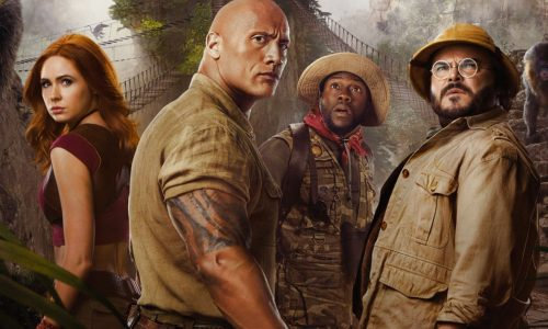 Jumanji: The Next Level – Blu-ray Review