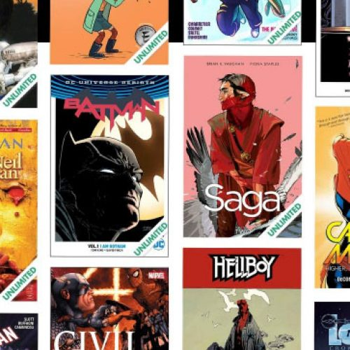 ComiXology Unlimited now free for 60 days with trial