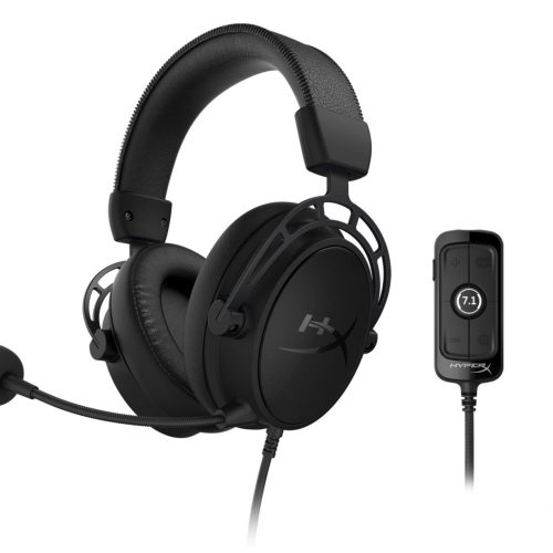 HyperX Cloud Alpha S Blackout Edition now available with subtle change