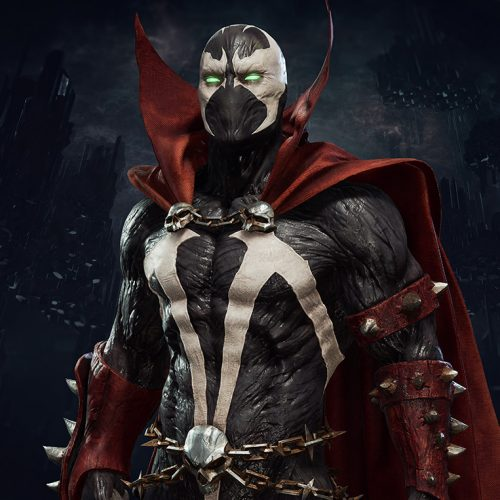 Spawn's Mortal Kombat 11 gameplay trailer shows his Fatal Blow and fatality