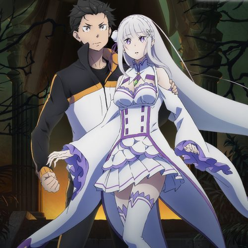 Re:ZERO season 2 coming to Crunchyroll this summer