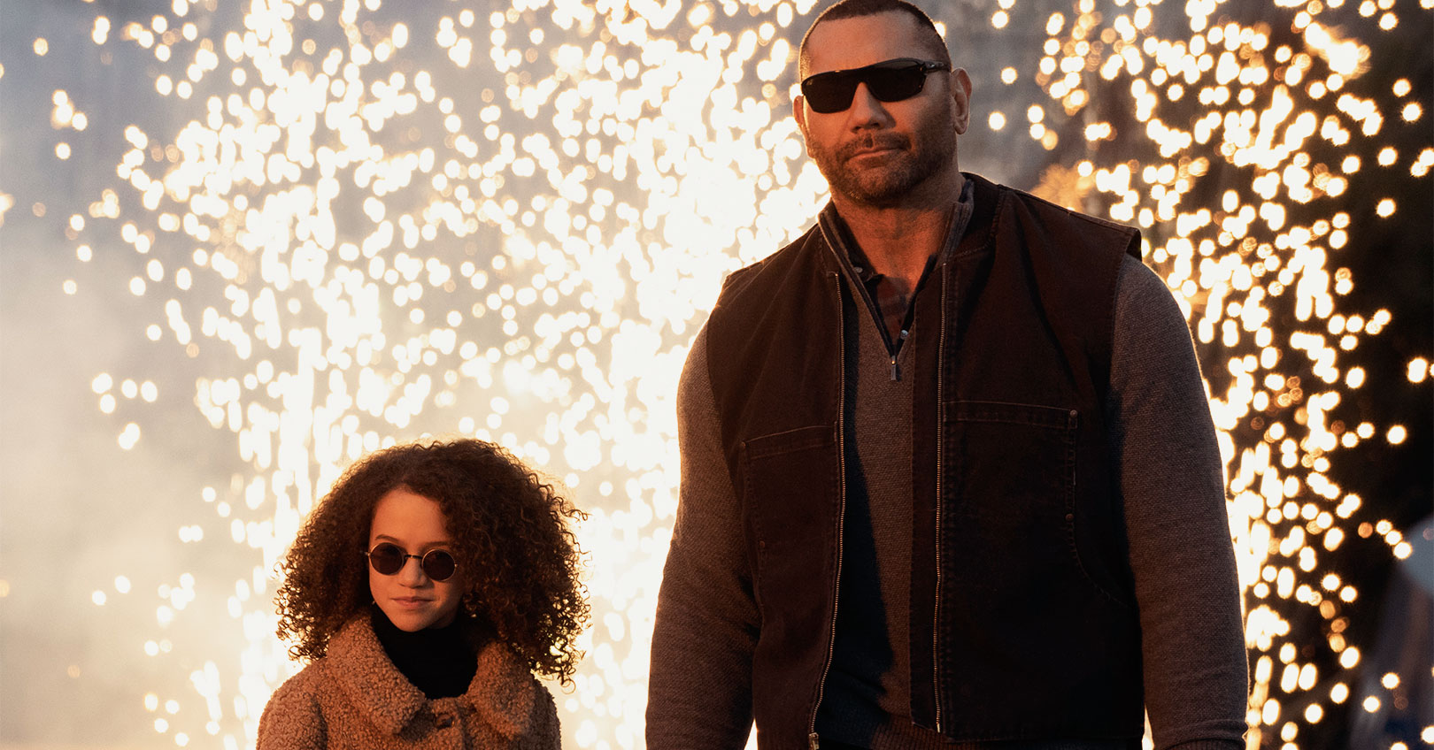My Spy - Chloe Coleman and Dave Bautista