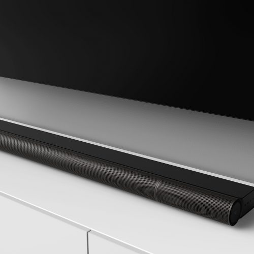 The Vizio Elevate soundbar to innovate with auto-rotating speakers