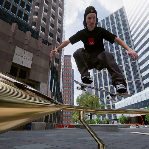 Skater XL is coming July, plus new customization trailer