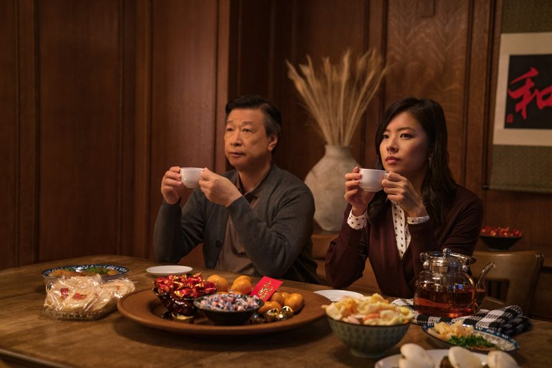 Netflix's Tigertail with Tzi Ma and Christine Ko