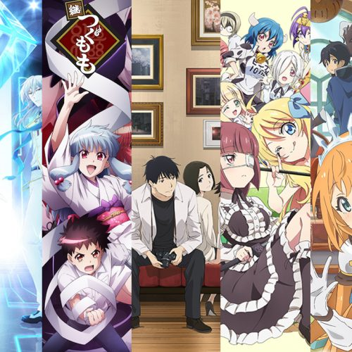 7 simulcast titles headed to Crunchyroll's spring lineup