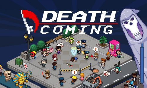 Death Coming free for a limited time on Epic Games Store