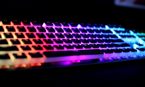 New HyperX Pudding Keycaps allow more light escaping and features new font (Review)
