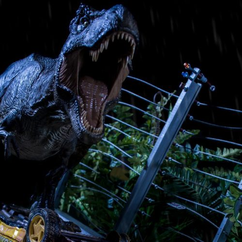 6 Iconic Jurassic Park Dioramas: A Roaring Good Series of Collectibles
