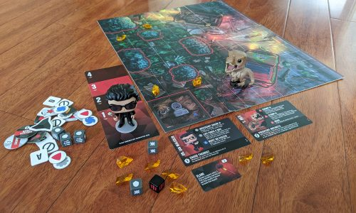 Funko Pop! Funkoverse: Jurassic Park Strategy Game Review