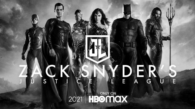Snyder Cut's Justice League HBO Max
