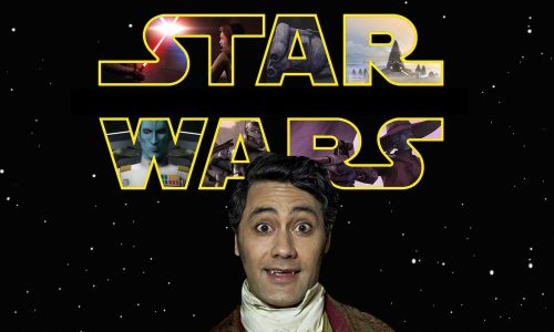 Taika Waititi will direct and co-write Star Wars movie with 1917's Krysty Wilson-Cairns