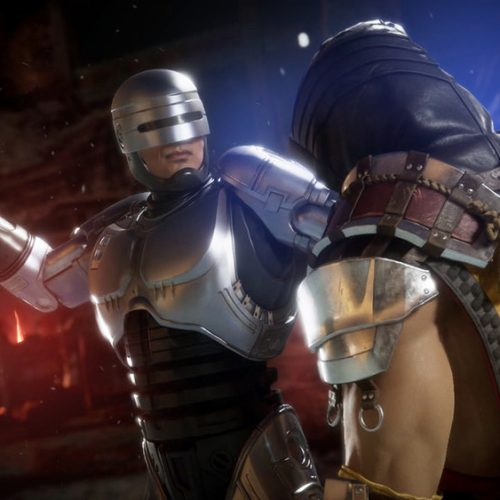 RoboCop and Friendship to appear in Mortal Kombat 11: Aftermath