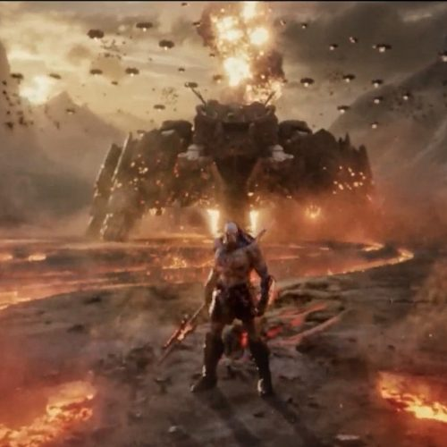 Zack Snyder confirms Darkseid for his Justice League cut