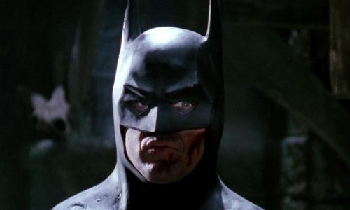 Michael Keaton might be playing Batman in Ezra Miller's Flash film