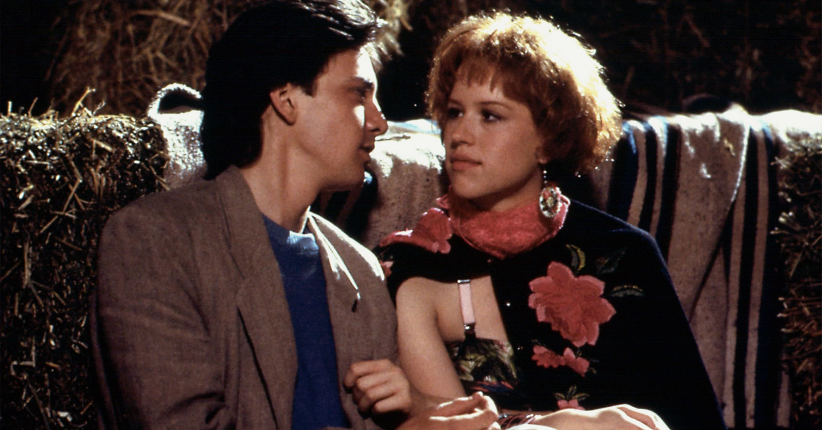 Pretty in Pink - Andrew McCarthy and Molly Ringwald