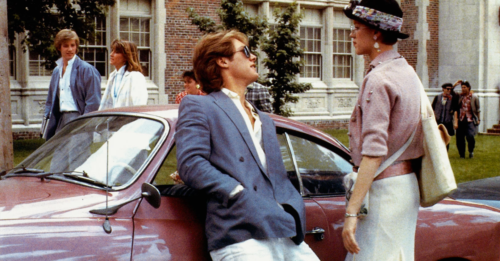 Pretty in Pink - James Spader and Molly Ringwald