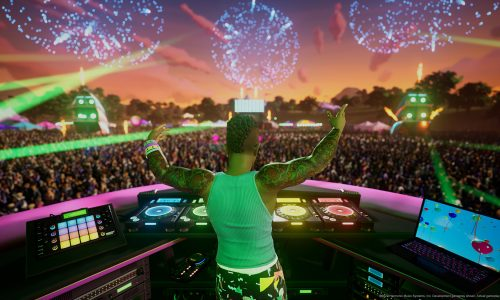 Harmonix's Fuser will turn players into the headlining DJ at a virtual music festival