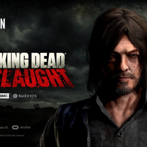 Norman Reedus teases update for The Walking Dead Onslaught VR game