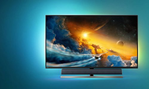 Philips Monitors and Bowers & Wilkins team up for 55″ 4K HDR low latency display