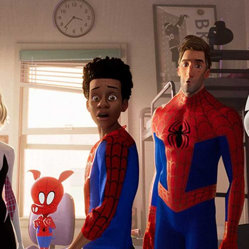 Free Spider-Man: Into the Spider-Verse drive-in screening from Amazon this month