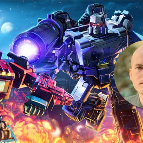 Composer Alexander Bornstein on Transformers: War for Cybertron Trilogy: Siege (Interview)