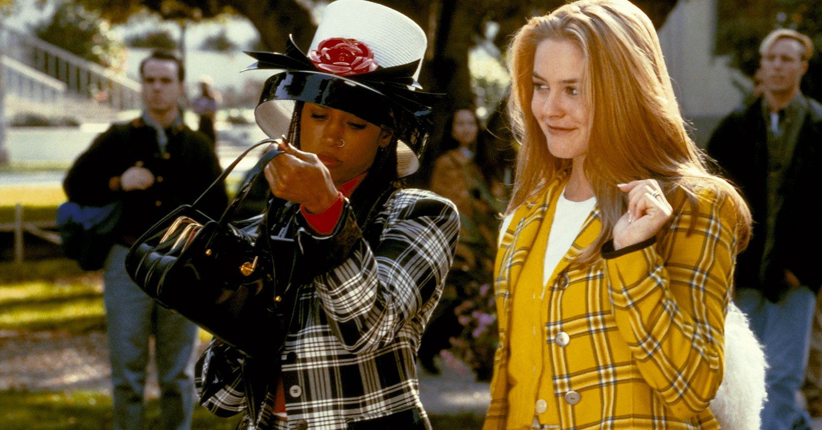 Clueless - Stacey Dash and Alicia Silverstone