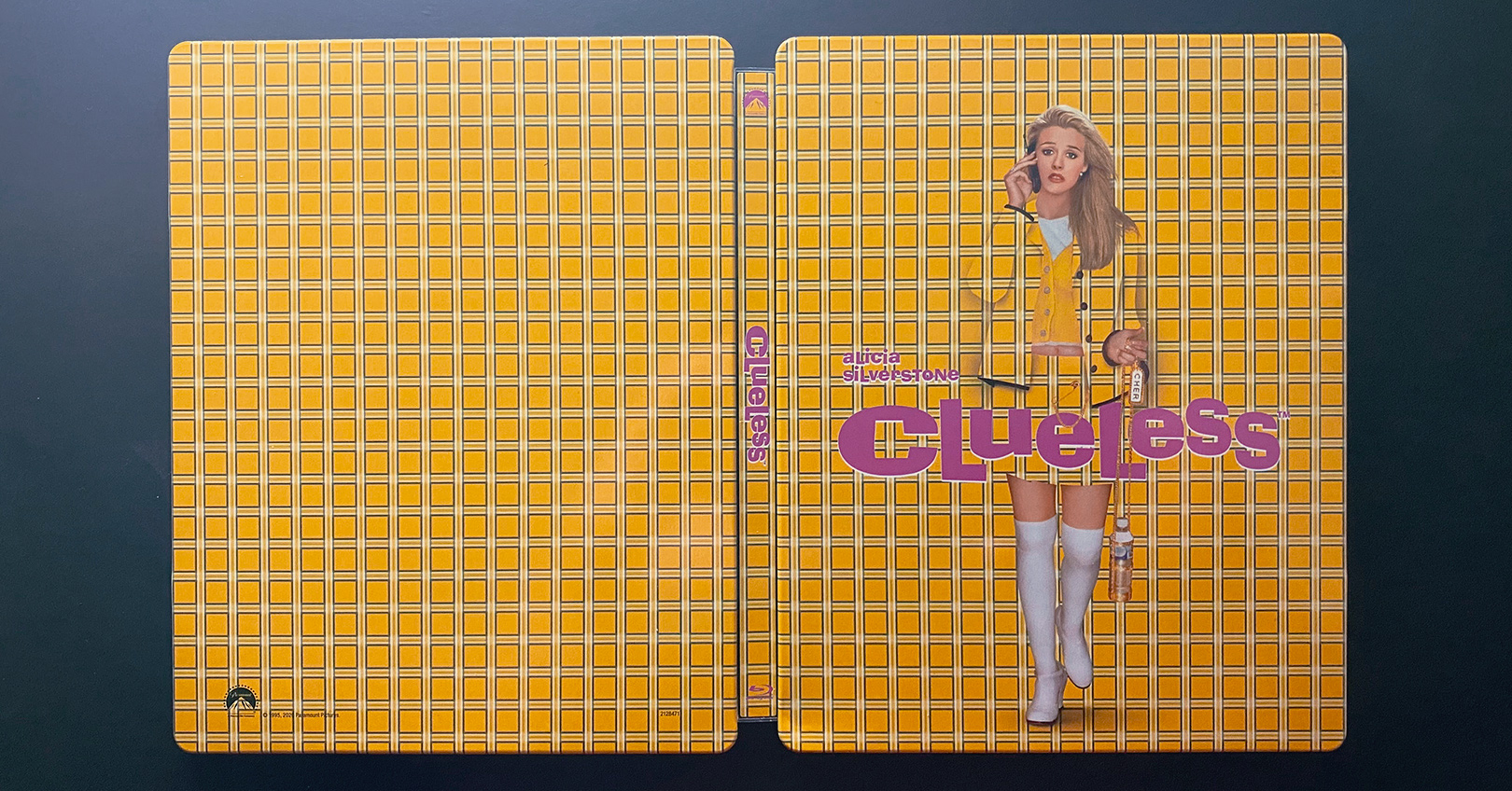Clueless - Steelbook Cover