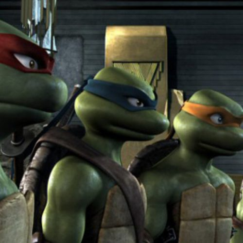 Seth Rogen, Evan Goldberg working on new Teenage Mutant Ninja Turtles film