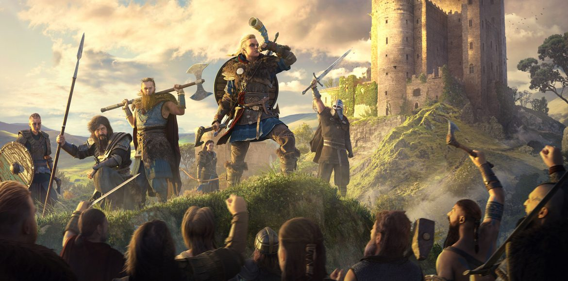 Assassin's Creed Valhalla Hands-on Impressions