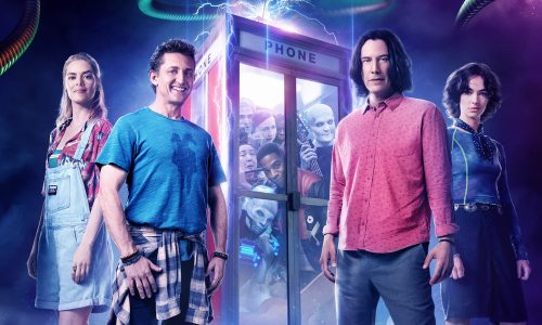 New Bill & Ted Face the Music trailer shows daughters time traveling, plus new poster