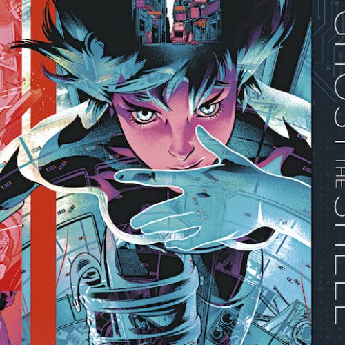 Anime classic Ghost in the Shell coming to 4K Blu-ray in September