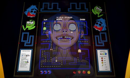 Gorillaz releases 'Pac-Man' song during game's 40th anniversary