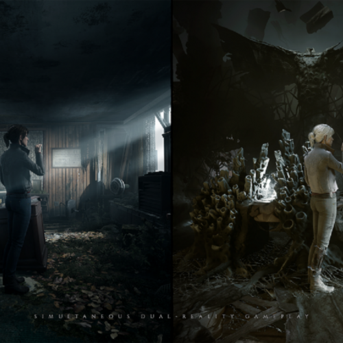 New The Medium video shows off dual-reality gameplay