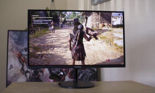 Viotek GFV24C monitor offers vivid colors, smooth gameplay for budget gamers (Review)