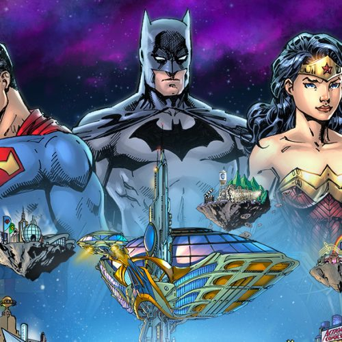 DC FanDome full schedule revealed including panels for The Batman, The Suicide Squad, Wonder Woman 1984
