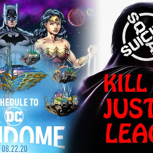 DC FanDome confirms Rocksteady's Suicide Squad: Kill the Justice League title