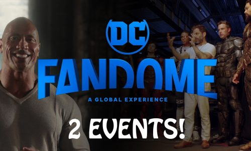 DC FanDome will expand into two global events in August and September