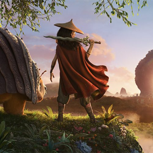 First look at Disney's new movie, Raya and the Last Dragon